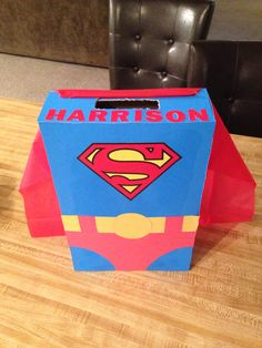Fabulous Valentine Box Ideas for Boys  Creepers Box and Holidays