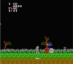 ghosts and goblins nes- still can't beat it after all these years