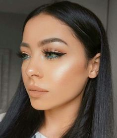 LOVE this eye make up look Makeup Goals, Makeup Inspo, Makeup Art, Makeup Inspiration, Makeup Tips, Beauty Makeup, Hair Beauty, Beauty Bay, Makeup Brands