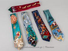 Χριστουγεννιάτικες γραβάτες με μουσική