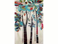 "Tiffany Calder Kingston ""Integration"" 60x80cm"