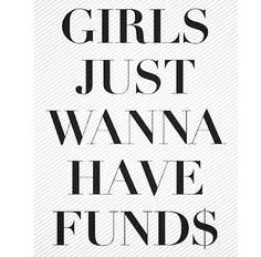 I just wanna have funds 🎶🎶🎶lol Hard Quotes, Some Quotes, Instagram Storie, Instagram Posts, Instagram Girls, Marina And The Diamonds, Write It Down, Financial Tips, Story Of My Life