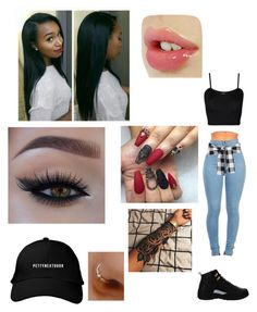 """Too much sauce"" by andreapassion ❤ liked on Polyvore featuring NIKE and WearAll"