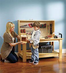 29 Best Kids Workbench Images Kids Workbench Diy For Kids