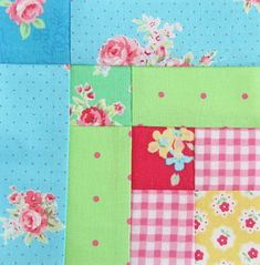 Pretty by Hand...go to this pin...board includes the blocks*********************