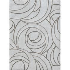 @Overstock.com - Hand-tufted Chalice Beige Rug (7'9 x 9'9) - Give any room an elegant touch with this charming hand-tufted rug. This contemporary rug is made from 100-percent polyester and features a loop construction. The Chalice beige rug, with its textured surface, will update the look of any space.  http://www.overstock.com/Home-Garden/Hand-tufted-Chalice-Beige-Rug-79-x-99/6620375/product.html?CID=214117 $213.74