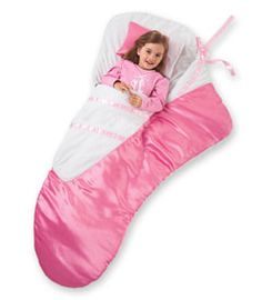 ballet sleeping bag