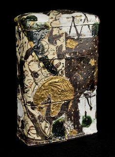 Touching Stone Japanese pottery, ceramics, & sumi-e Gallery Ceramic Boxes, Glass Ceramic, Mosaic Glass, Ceramic Pottery, Glass Art, Japanese Ceramics, Japanese Pottery, Contemporary Ceramics, Modern Ceramics