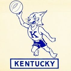 Christmas Gifts For Sports Fans, Sports Gifts, Sports Logos, Sports Art, Man Cave Wall Art, Cool Fathers Day Gifts, Basketball Art, Kentucky Wildcats, Art Posters