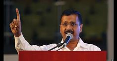 Launching a scathing attack at the Narendra Modi-led BJP government, Delhi chief minister Arvind Kejriwal compared the saffron party with Pakistan's intelligence agency ISI. asked people in Gujarat to vote for any party which they think can defeat the ruling Bharatiya Janata Party (BJP) in upcoming Assembly elections.