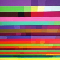 Color bars in Color