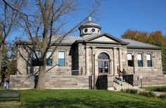 beautiful historic homes in howell, michigan | Howell's Carnegie Library | Flickr - Photo Sharing!