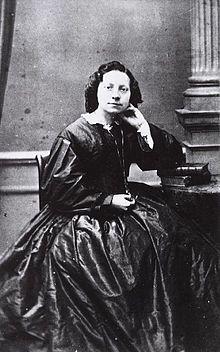 Betsy Perk (1833-1905); Nederlandse schrijfster van romans en toneelstukken