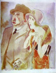 Intelligent Ausschnitt Von 1927 Collioure Frankreich