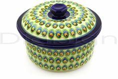 Round Casserole Dish