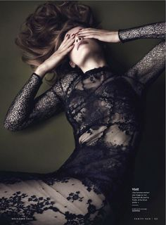 Laetitia Casta By Luigi & Daniele + Iango For Vanity Fair France