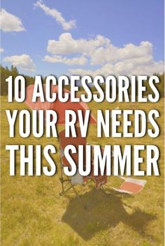 Ah, the open road. You don't have to be Jack Kerouac to have the most epic road trip, but traveling in comfort definitely helps. Recreation vehicles provide the ultimate luxury and eBay has a list of must-haves for every RV traveler.