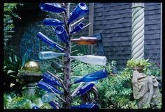 [History of bottle trees