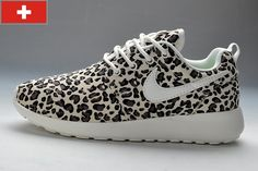 Nike Roshe Run Pattern (Damen) Leopard