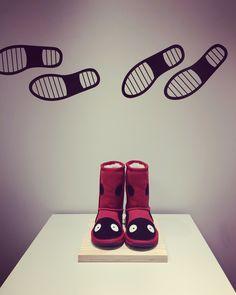 www.l-ismore.be kids shoe instore styling