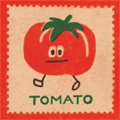 Tomato by 유현진(Yu Hyun Jin)