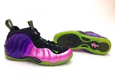 nike air foamposite one mambacurial 02 900x603 Nike Air Foamposite One Mambacurial Customs by Sole Swap