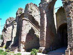 Frejus Amphitheatre Frankrijk