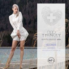 Oil Water, Lavender Oil, Hair Care, Formal Dresses, Essentials, Fashion, Low Lights, Platinum Blonde Hair, White Hair
