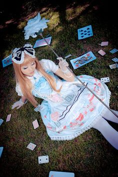 Alice lolita fashion