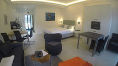 Berlin Brandenburg, Hotels, Corner Desk, Furniture, Home Decor, Apartments, Real Estates, Luxury, Corner Table