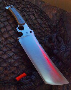 custom made cleaver | ill take one please..