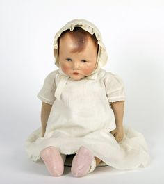 73.1760: Doll V / Traumerchen / Sand Baby | baby doll | Dolls from the Early Twentieth Century | Dolls | National Museum of Play Online Collections | The Strong