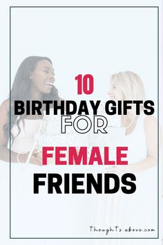 Wondering what birthday gifts for best friend to buy ? Here is a list of creative unique, and Meaningful birthday gifts ideas for friends or for women in their ,in their or who have everything. birthday gifts for girls , for her. Birthday Presents For Girlfriend, Present For Girlfriend, Birthday Gifts For Best Friend, Birthday Gifts For Girls, Birthday Gifts For Her, Best Friend Gifts, Birthday Present Ideas For Women, Last Minute Birthday Gifts, Unique Birthday Gifts