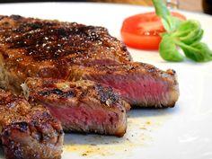 Ako uvariť hovädzí steak