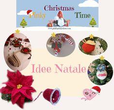 Traduzione schemi abbreviazioni e punti uncinetto in lingua straniera - Giulia Pinky Time Christmas Bulbs, Holiday Decor, Free, Xmas, Amigurumi, Christmas Light Bulbs