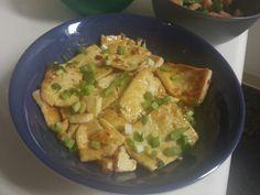 sweet Thai source Tofu