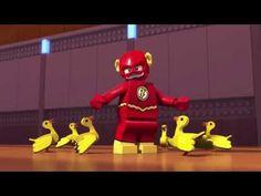 "LEGO Justice League vs Bizarro League Teaser- ""Flash is Bored"""