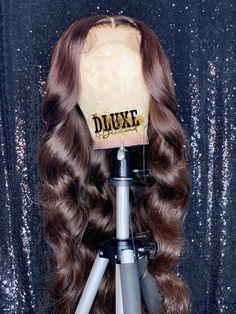 Wig Styles, Curly Hair Styles, Natural Hair Styles, Baddie Hairstyles, Weave Hairstyles, Business Hairstyles, Lace Hair, Aesthetic Hair, Hair Videos