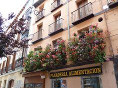 Los balcones | Cosas que voy a echar de menos de Madrid