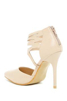 Niue Strappy Heel by Elegant Footwear on @nordstrom_rack