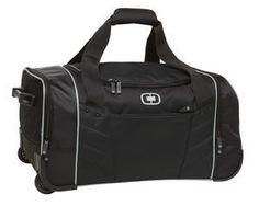 fourthquartersports.com - Large Duffel Bag OGIO® - Hamblin 22 Wheeled, $89.00 (http://www.fourthquartersports.com/products/large-duffel-bag-ogio-hamblin-22-wheeled.html)