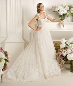 pronovais wedding dresses | Pronovias 2013 wedding dresses