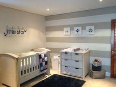 Gorgeous baby room!