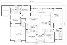 Beethoven Boulevard | Best House Plans, Home Plans, Floor Plans