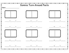 math worksheet : commutative property dominoes pdf  commutative property  : Commutative Property Of Addition Worksheets For First Grade