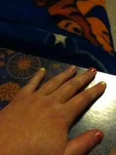 What you think on left hand?=D xx Leave a comment or a like pls ty ly:D