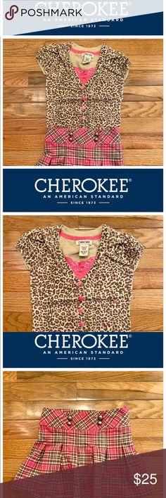 94651b7fdad7 2 Piece Cherokee Set!! 2 Piece Cherokee Set!! Light leopard sweater with