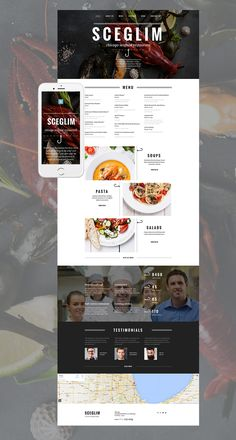Amaze everyone with this lightning fast and perfectly-designed seafood restaurant website template. Be sure, it is certainly worth to become your crab house website. Best Restaurant Websites, Restaurant Website Design, Restaurant Website Templates, Seafood Restaurant, Restaurant Identity, House Restaurant, Chicago Restaurants, Food Web Design, Presentation Layout