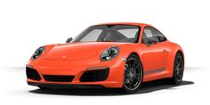 How Would You Configure Your 2018 Porsche 911 Carrera T?