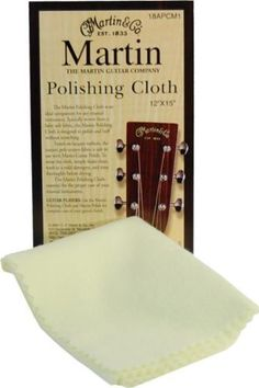 Martin Polish Cloth by Martin. $3.82. Use this with Martin's Guitar Polish to keep your guitar or bass looking its best. Both the polish and the cloth were made with Martin instruments in mind, so you don't have to worry about damage.. Save 39%!